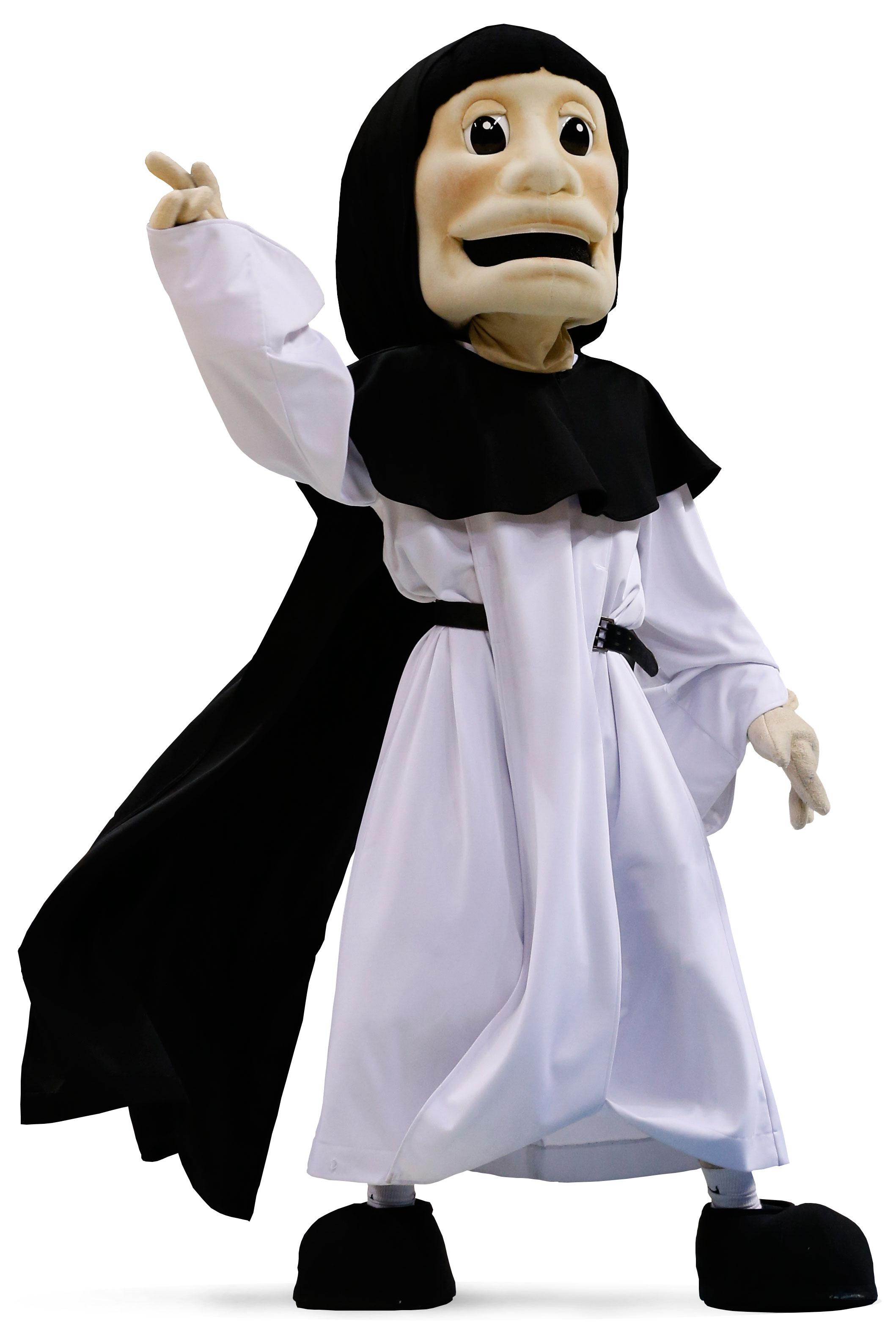 Providence Friars Mascot