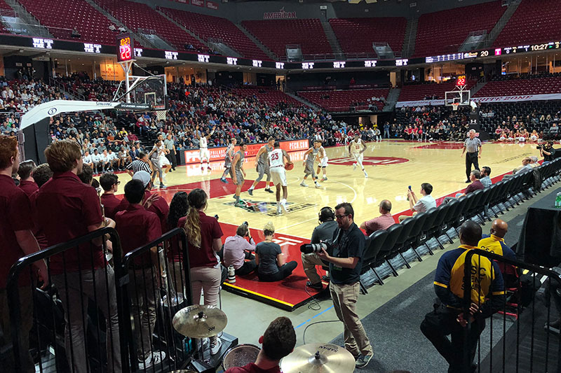 Temple University Basketball Arena
