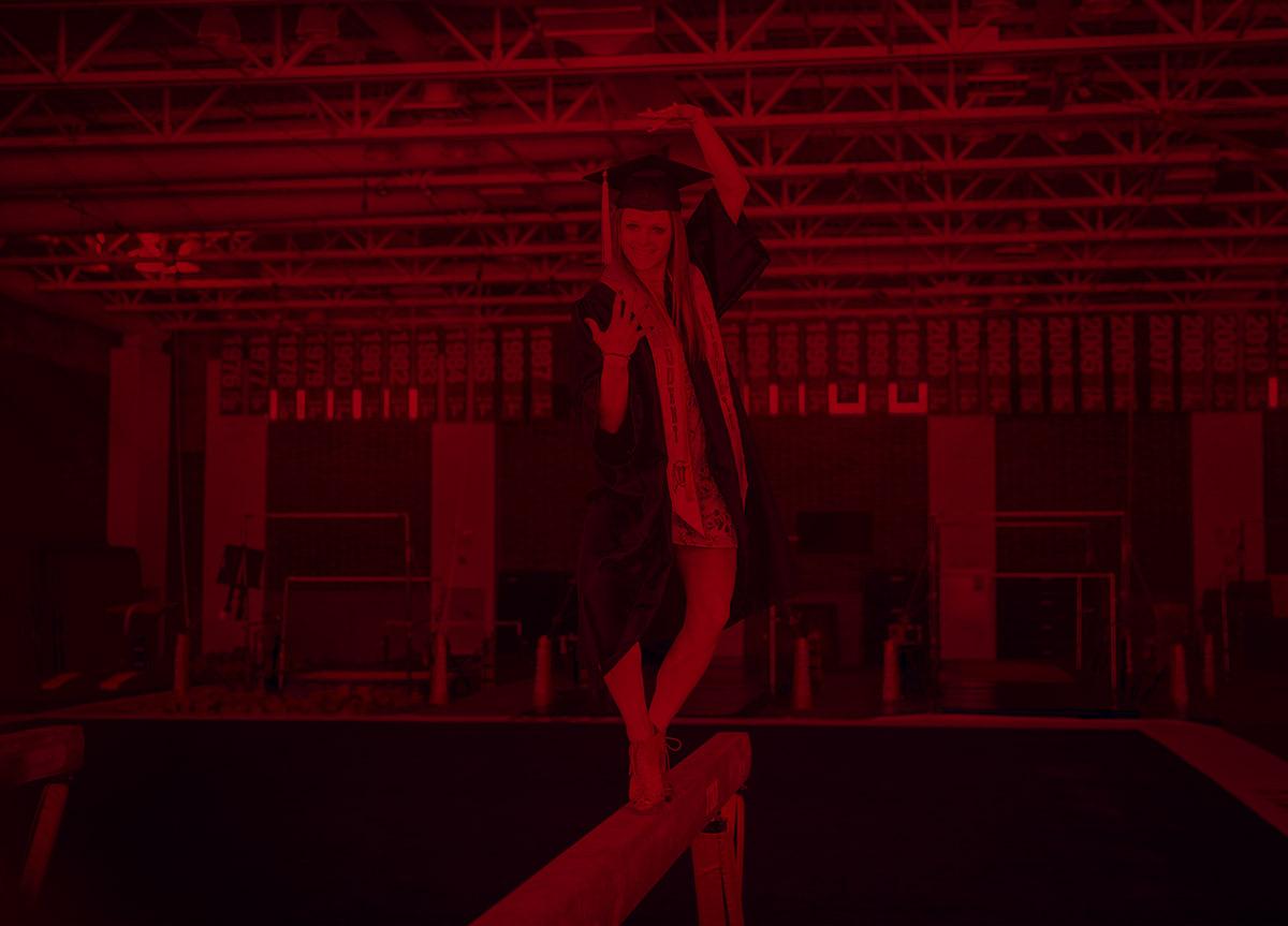 University Of University Of Utah Gymnastics Academic Success