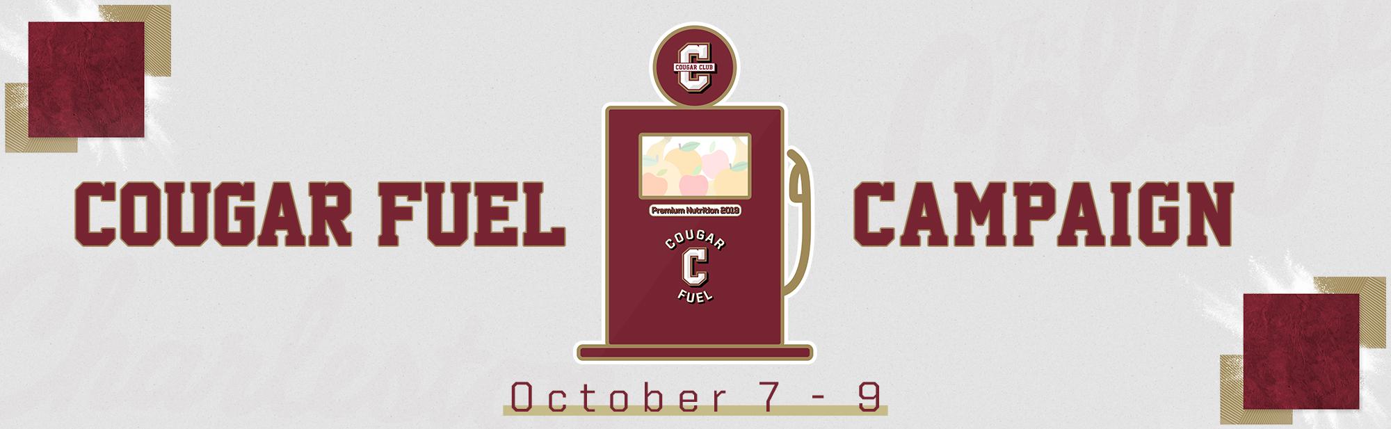 Cougar Fuel Campaign
