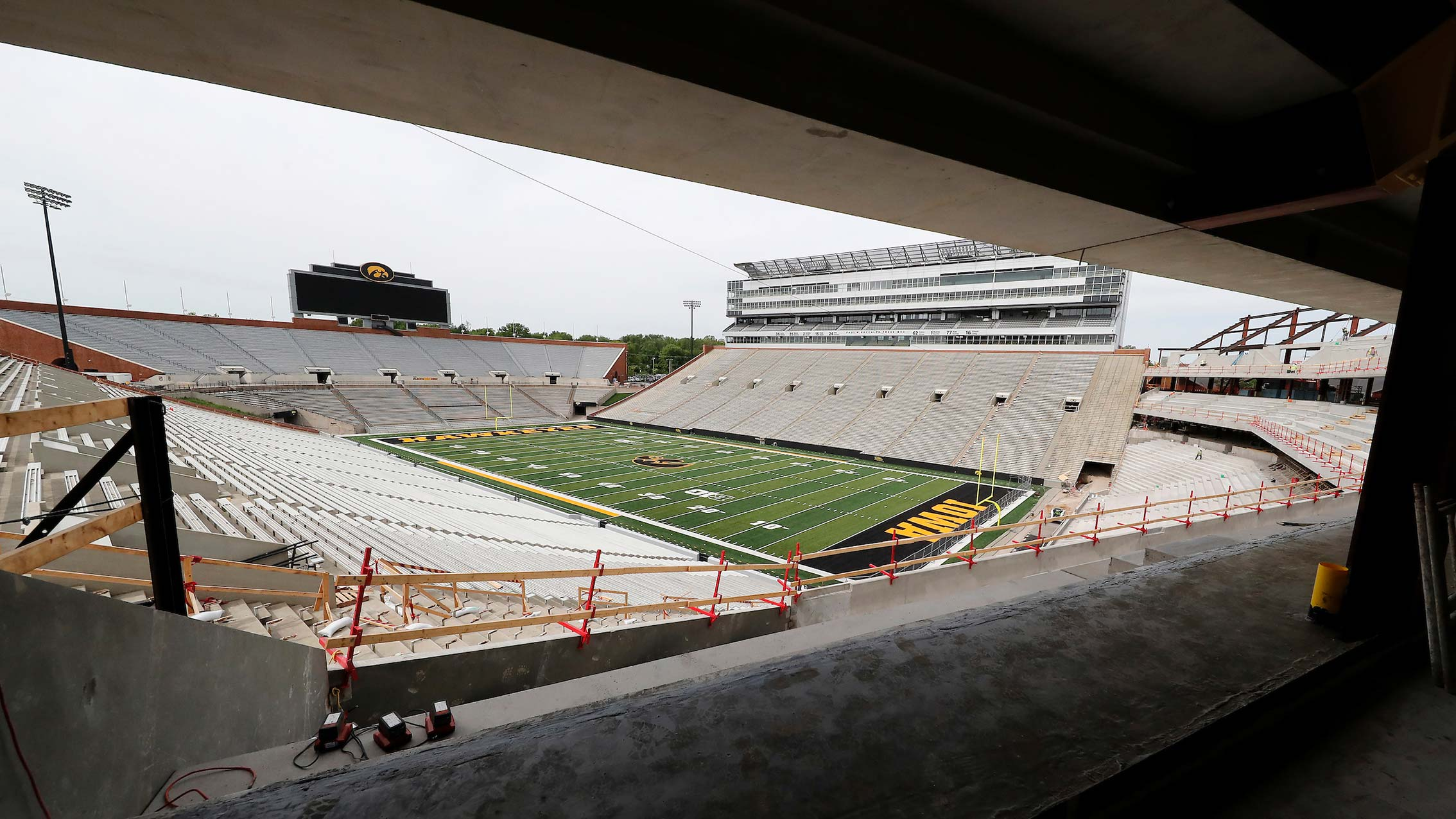 Iowa | Kinnick Stadium Renovations