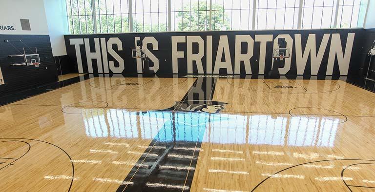 Ruane Development Center Basketball Court