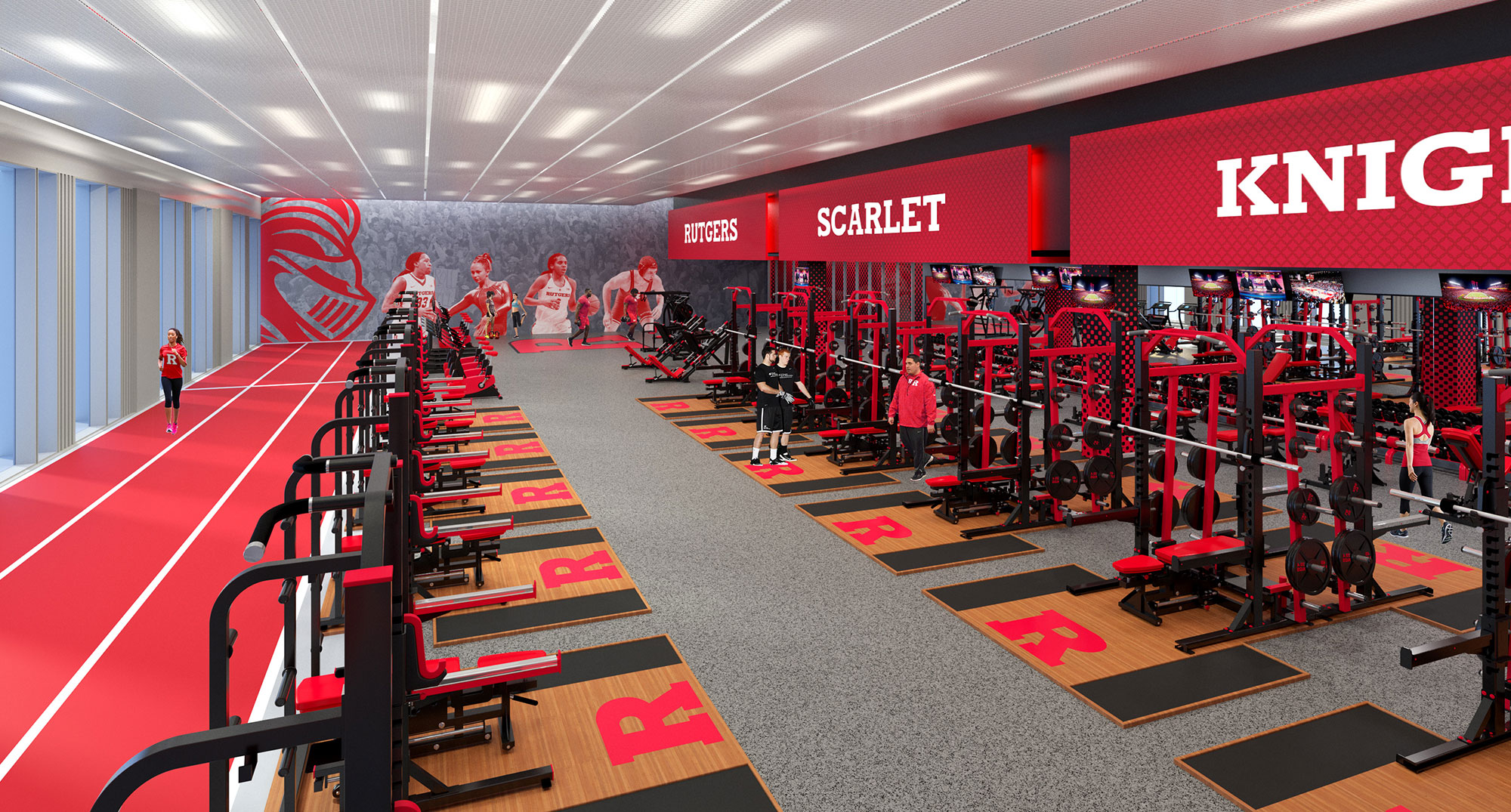 Rutgers Big Ten Build | Mulitisport Training Complex