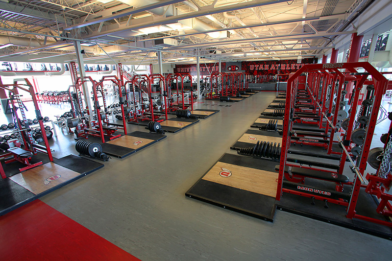 Utah Athletics | Spence and Cleone Eccles Football Center