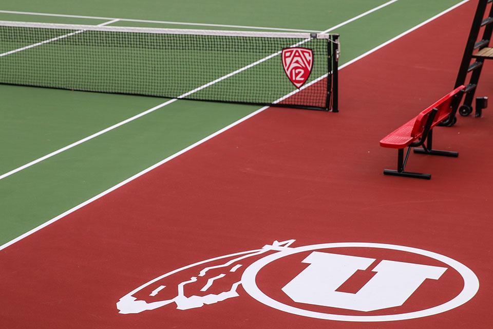 Utah Athletics | George S  Eccles Tennis Center