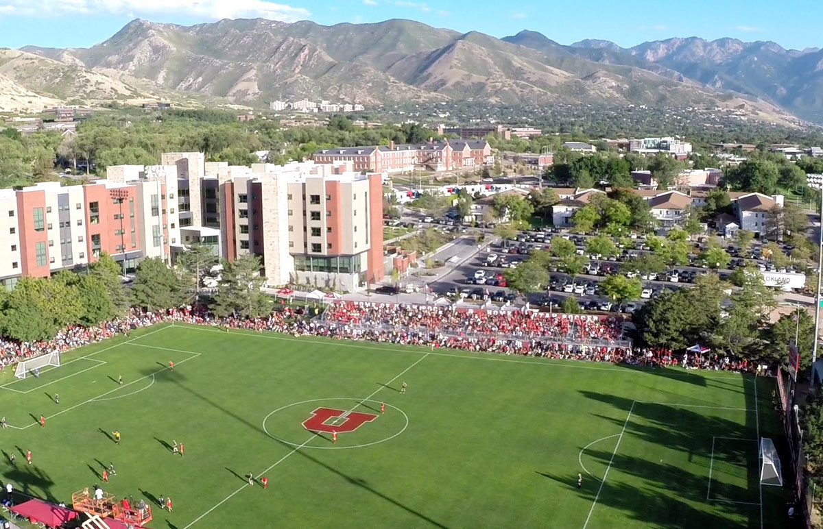 Soccer Utah Athletics