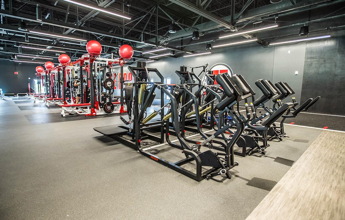 Utah Athletics | Sorenson High Performance Center